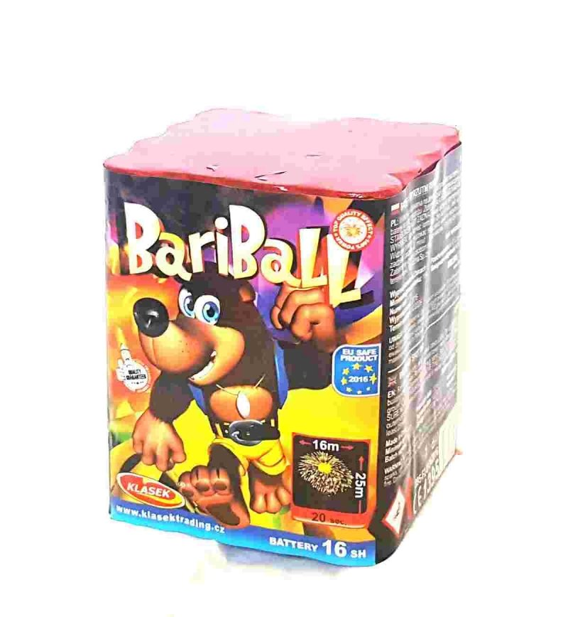 Bariball 16 rán / 20 mm