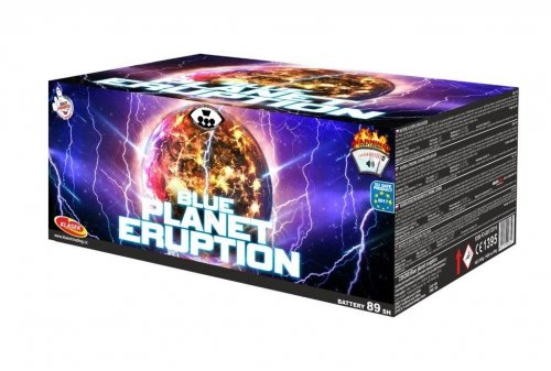 Blue planet eruption 89 rán / 25mm