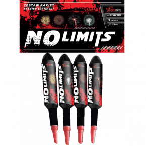 NO LIMITS  4 ks
